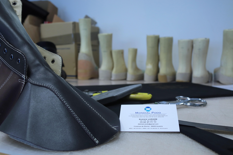 Mondial Podo Podologue Semelles et chaussures orthopédiques